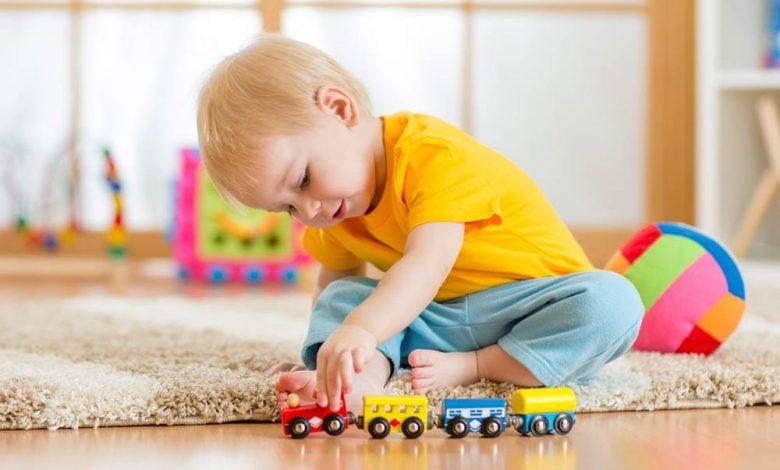 چرا بازی برای رشد کودک مهم است؟