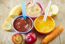 تصویر از طرز تهیه چند غذای کمکی برای شیرخواران