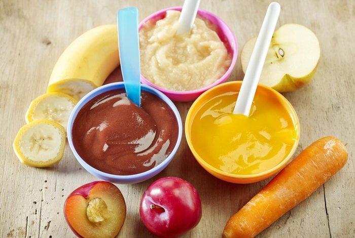طرز تهیه چند غذای کمکی برای شیرخواران