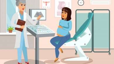 تصویر از برنامه فعالیت مادر در هفته دهم