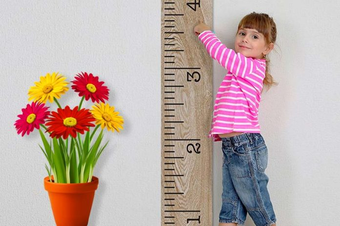 تاثیر بهداشت فردی بر قد کودکان
